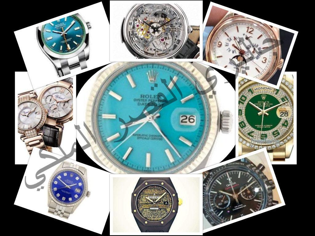 شراء الساعات السويسرية الأصلية
